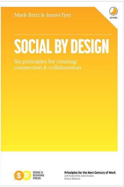James Tyer - Social by Design publication